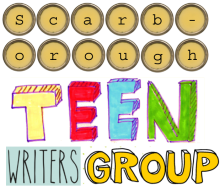 Teen Writers Group logo