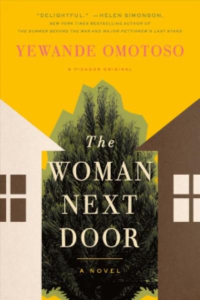 Woman Next Door book cover