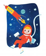 Summer Reading Party, Celebrate Reading, A Universe of Stories