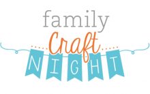 Family Craft Night, Staycation, catapults