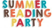 Teen Meetup, Mid-summer Party, Summer Reading Program