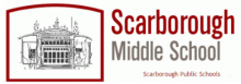 Scarborough Middle School logo