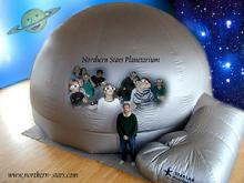 The Star Lab from Norther Stars Planetarium