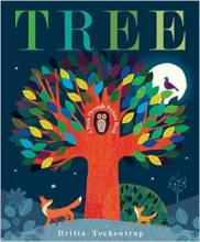 June Pajamarama, Tree theme, Scarborough Public Library