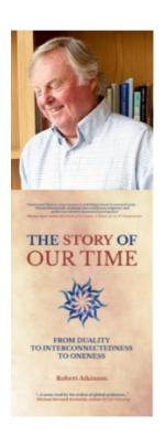 Robert Atkinson, Author, The Story of Our Time