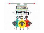 Library Knitting Group, fiber arts