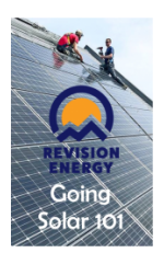 Solar 101, ReVision Energy, solar program