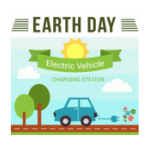Earth Day Festival, EV Charging Station, Scarborough Public Library