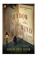 Book cover of The Shadow of the Wind