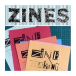 Teen Zine Workshop, Zines, Staycation, Scarborough Public Library