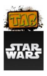 Star Wars Event, Scarborough Public Library, TAB