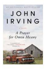 Book Cover of A Prayer for Owen Meany