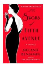 Swans of Fifth Avenue book cover