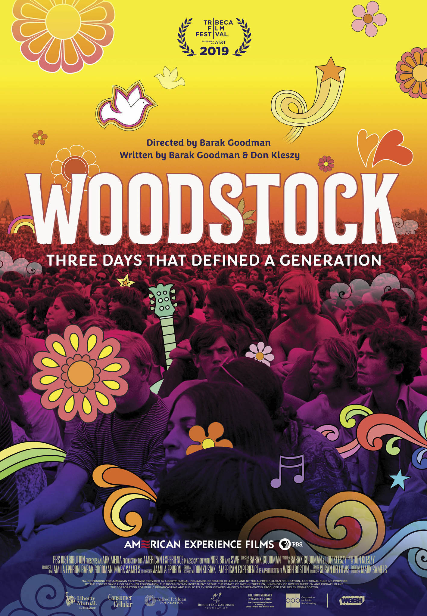 Retro Summer Series,  Woodstock, Documentary