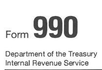 Click to download a pdf version of the library 990 tax form