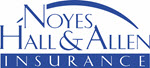 Noyes Hall and Allen Insurance logo