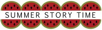 Summer Story Time Logo
