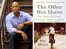 Books on Tap, The Other Wes Moore, Scarborough Public Library