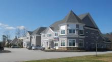 Photo of the Maine Chapter's office building