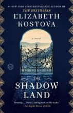 Book Cover Shadow Land