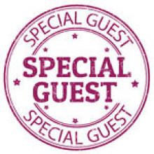 Special Guest logo
