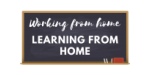 Image for Working from home and Learning from Home