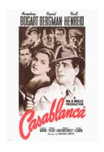 Film Discussion: Judgement at Nuremberg and Casablanca