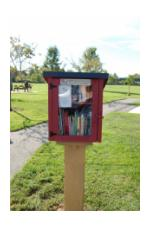 Little Free Library, Workshop, Community Event