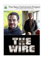 The Wire, The New Commons Project, Panel Dialogue, Humanities