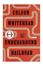 book cover UnderGround Railroad